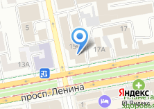 Компания «Отдел спецфондов и реабилитации жертв политических репрессий» на карте