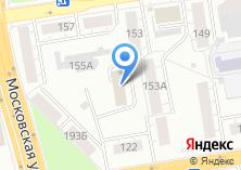 Компания «Лабаратория сетевых решений» на карте