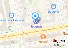 Компания «Redis» на карте