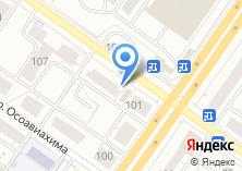 Компания «Андижан» на карте