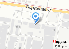 Компания «ДВТ» на карте