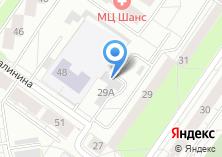 Компания «ВОГ» на карте
