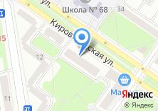 Компания «Знамя» на карте