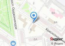 Компания «Мишима-Машпром» на карте