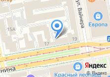 Компания «ГУ МВД России по Свердловской области» на карте