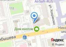 Компания «Интеллект Центр» на карте