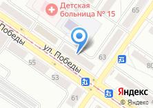 Компания «Виктория-Стиль» на карте