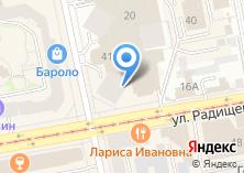 Компания «Хохрякова_43» на карте