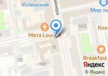 Компания «Центр маникюра» на карте