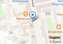 Компания «Дискомания» на карте