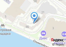 Компания «ТЭС-Екатеринбург» на карте