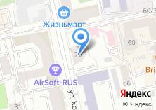 Компания «Ogromno.com» на карте