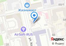 Компания «Автостройспецгрупп» на карте