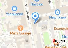 Компания «АКБ РОССИЙСКИЙ КАПИТАЛ Челябинский филиал» на карте