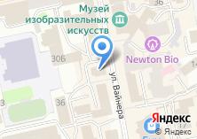 Компания «UralResearch» на карте
