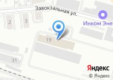 Компания «Союз Связь Стандарт» на карте