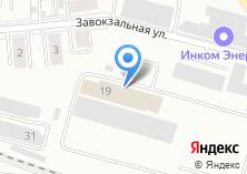 Компания «Урал-Зитар» на карте