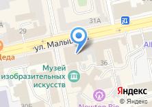 Компания «ФК ДОВЕРИЕ» на карте