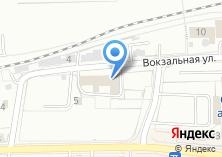Компания «РЖД» на карте