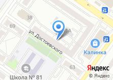 Компания «Аэлита» на карте