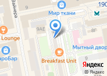 Компания «DJS» на карте