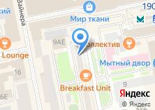 Компания «Madam Mister Market» на карте