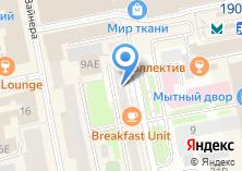 Компания «Строительная платформа» на карте
