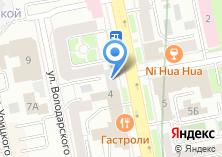 Компания «СОЛОС» на карте