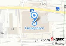 Компания «КУЛЬТУРА» на карте