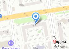 Компания «ФайнЛайн-Урал» на карте