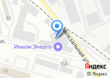 Компания «Комплекс-Екатеринбург» на карте