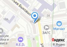 Компания «Праздничное агентство Максима Ложкина» на карте