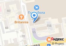 Компания «Сервисный центр» на карте