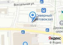 Компания «Пельмени» на карте