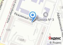 Компания «УК РЭМП УЖСК» на карте