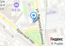 Компания «УралКонтинент-Транс» на карте