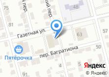 Компания «РЭМП УЖСК» на карте