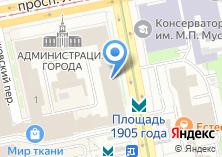 Компания «Город FM продакшн» на карте