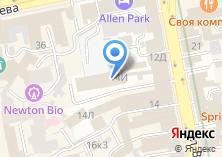 Компания «Промэнерго» на карте