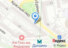 Компания «1-ая Цветочная точка» на карте