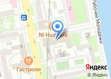 Компания «СОЛЬ» на карте