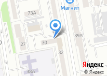Компания «Норман» на карте