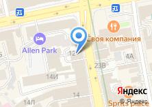 Компания «Отдел по работе с предприятиями и информацией» на карте