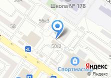 Компания «Астрон» на карте