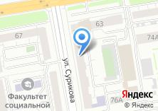 Компания «Канна» на карте