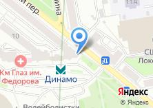 Компания «Бозоев З.В.» на карте