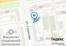 Компания «ВентЭк» на карте