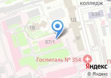 Компания «Тех Профи» на карте