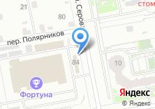 Компания «Kartrf» на карте