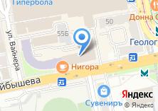 Компания «БЕТОННЫЙ ЗАВОД БЕТОНБАЗА» на карте